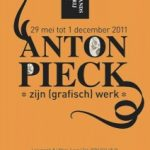 Anton Pieck in Drukkerijmuseum te Etten-Leur