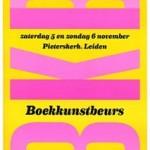 Boekkunstbeurs op 5 en 6 november 2011 in Leiden