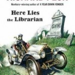 Classic cars and young librarians in a novel by Richard Peck