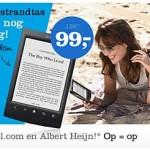 Albert Heijn en bol.com promoten digitaal lezen met voordelige Sony-reader