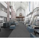 Wordt 'Waanders in de Broeren' de mooiste boekhandel in Nederland?
