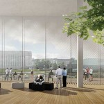 'Käännös' won the architectural competition for the new Central Library of Helsinki