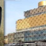 Malala Yousaf opent de nieuwe Library of Birmingham op 3 september 2013