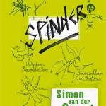 Simon van der Geest wint de Gouden Griffel 2013 met zijn boek 'Spinder'