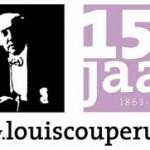 Couperusjaar 2013 wordt afgesloten met presentatie van speciaal nummer van tijdschrift Arabesken