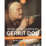 Schilderijen van Gerrit Dou in Museum De Lakenhal
