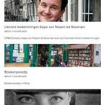 Nieuwe website: De Literaire Toerist