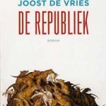 Gouden Boekenuil 2014 voor  Joost de Vries met 'De republiek'