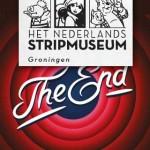 Het Nederlands Stripmuseum in Groningen sluit de deuren op 1 mei 2014