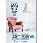 'Boek op de Bank' – nieuw literair festival in Nijmegen