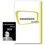 C. Buddingh'-Prijs 2014 gewonnen door Maarten van der Graaff met 'Vluchtautogedichten'