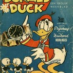 Donald Duck, al 80 jaar een beroemde eend – tentoonstelling in Museum Meermanno