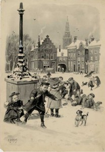Cornelis Jetses - Groningen