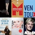 Nominaties bekend voor de NS Publieksprijs 2014