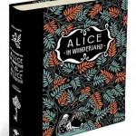 Mooiste Boekomslag 2014: Alice in Wonderland met illustraties van Floor Rieder