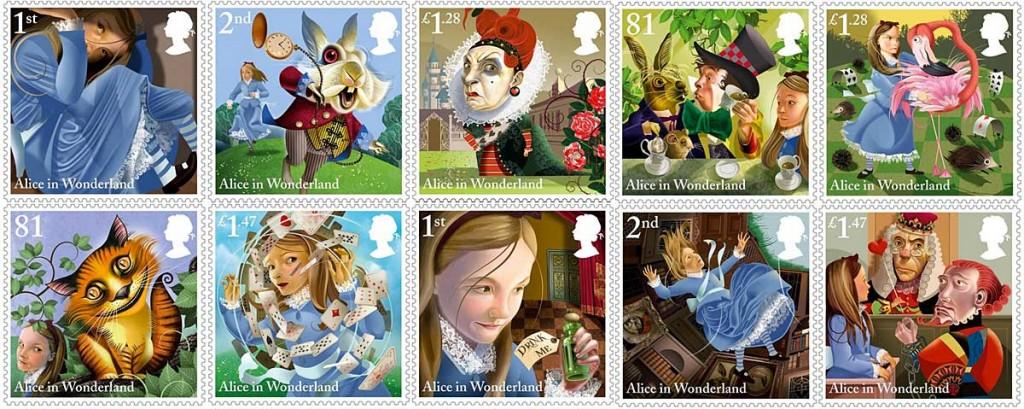 Royal Mail 2015