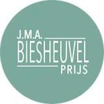 Welke verhalenbundel wint de eerste J.M.A. Biesheuvelprijs?