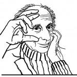 Gouda krijgt beeld van Leo Vroman ontworpen door Jeroen Henneman