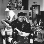 Door het oog van de tijd, Reve-foto's van Eddy Posthuma de Boer in Kunst centrum Haarlem