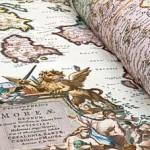 Cursus Historische cartografie bij Bijzondere Collecties van de UvA