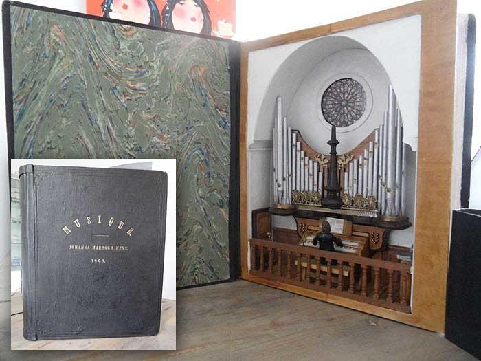 orgel-in-boek