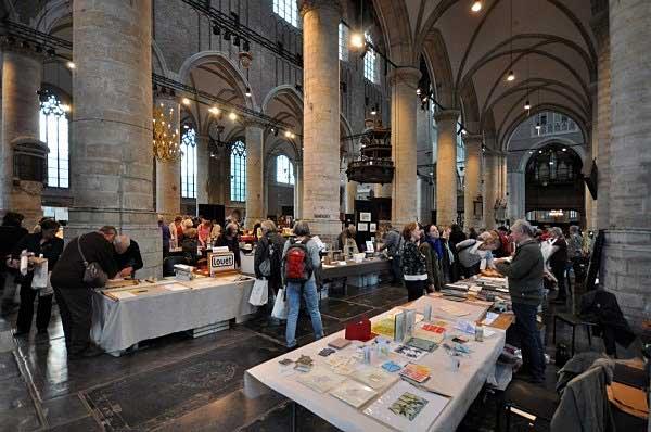 piterskerk-boekkunstbeurs