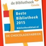 Chocoladefabriek Gouda is Beste Bibliotheek van Nederland