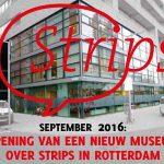 Krijgt Rotterdam echt een Stripmuseum?