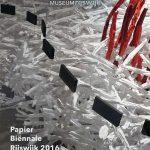 Deze zomer de elfde Papier Biënnale in Museum Rijswijk