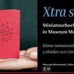 Xtra small – Miniatuurboekjes in Museum Meermanno