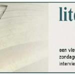 'Literair aperitief' start in boekendorp Damme