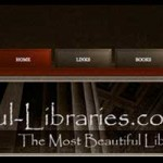 Nieuwe website: Beautiful-Libraries.com