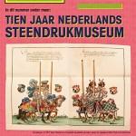 10 Jaar Nederlands Steendrukmuseum in 'Boekenpost'