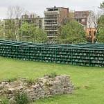'Bookyard' – een openluchtbibliotheek van Massimo Bartolini op kunstmanifestatie TRACK