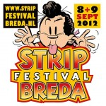 Stripfestival Breda – 8 en 9 september 2012