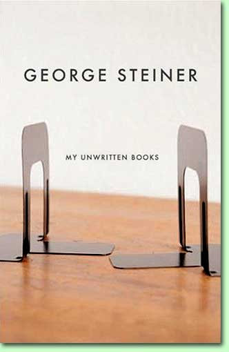 george steiner essays On difficulty and other essays [george steiner] on amazoncom free shipping on qualifying offers eight essays by the literary critic probe the history and formal.