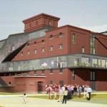 Cremer Museum in aanbouw