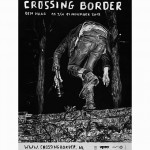 20e Editie Crossing Border – 14/17 nov. Den Haag