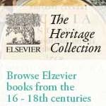 Uitgeverij Elsevier maakt Elsevier Heritage Collection toegankelijk via internet