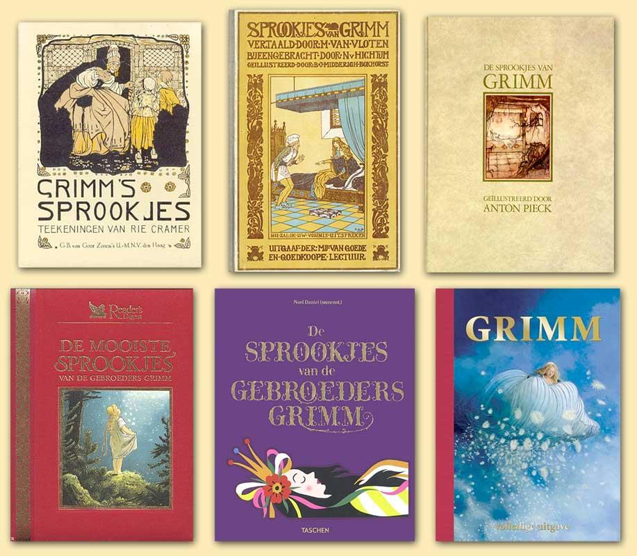 grimm-boeken