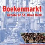 Boekenmarkt in de Groote of St. Bavo Kerk Haarlem – 12 nov 2011