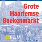 Grote boekenmarkt in Haarlem – zo 26 juni 2011
