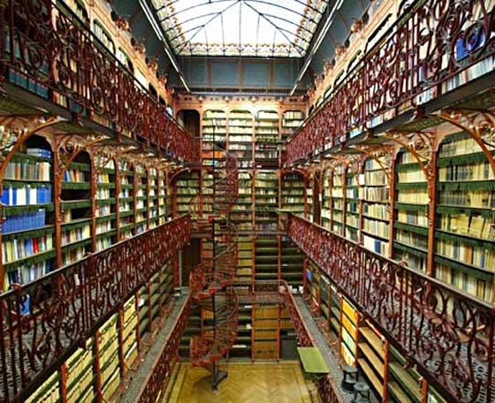 De Bibliotheek Kamer : De mooiste verborgen bibliotheek van nederlandu