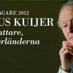 Guus Kuijer krijgt als eerste Nederlander de Astrid Lindgren Memorial Award