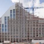 Nieuwbouw Nationale Bibliotheek Letland bijna gereed