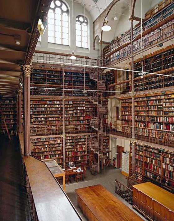 library-rijksmuseum