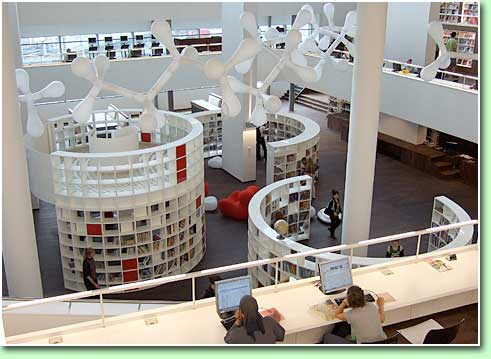 bibliotheek oba amsterdam