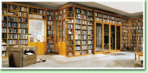 Een nieuwe boekenkast…