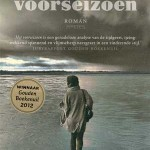 Inktaaptrofee 2013 gewonnen door David Pefko met 'Het voorseizoen'