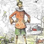 Avond over Carlo Collodi – de schepper van Pinokkio – in literair theater Salon Saffier